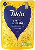 Tilda Steamed Basmati Lemon Rice 250 g (Pack of 6)