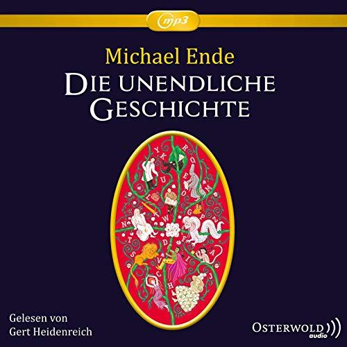 Die unendliche Geschichte: Ungekürzte mp3-Ausgabe: 2 CDs