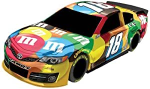 Kyle Busch #18 M &M's 2014 NASCAR Plastic Toy Car (1:18 Scale) by Lionel Nascar Collectable, LLC
