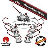 Angel Berger VMC Stand Up Jighaken Erie Jig