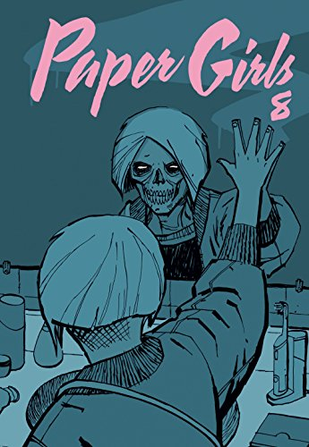Paper Girls - Número 08