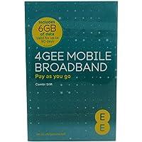 EE 4Gee PAYG Triple Data Sim Pack 6 GB