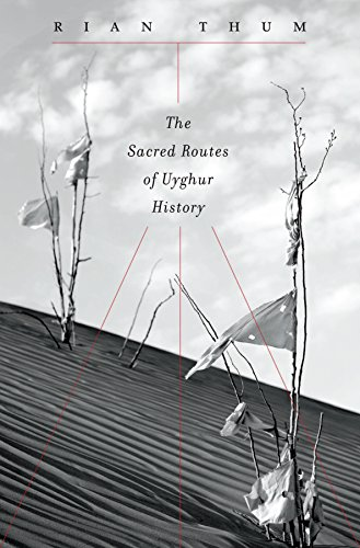 The Sacred Routes of Uyghur History (English Edition)