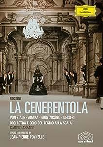 Rossini : La cenerentola - Abbado