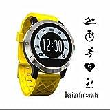Sportuhr Running Armbanduhr Aktivitätstracker Best Fitness Smart watch Kalorien verbrannt Messung,empfindlicher Touch Screen,Call SMS Erinnerung,Fitness Schrittzähler,Anti-Verlust Smartwatch für iOS und Android Geräte