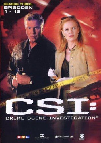 Season 3 / Box-Set 1 (3 DVDs)
