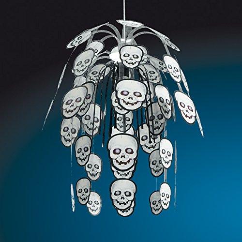 ionen mit Halloween Skeletten cm 50 (Halloween Dekoration Skelette)