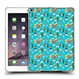 Head Case Designs Ufficiale Rose Khan Cavallo Sud Ovest Modelli Cover Morbida in Gel per iPad Air 2 (2014)