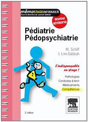 Pdiatrie-pdopsychiatrie: L'indispensable en stage