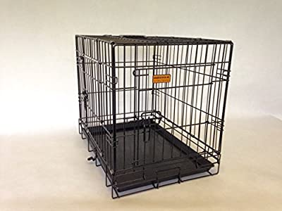 "48"" rugged Two Door Dog Puppy Crate Giant"
