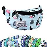Rawstyle Bauchtasche, Hüfttasche für Kinder, vestellbarer Hüftgurt, (Modell 3)