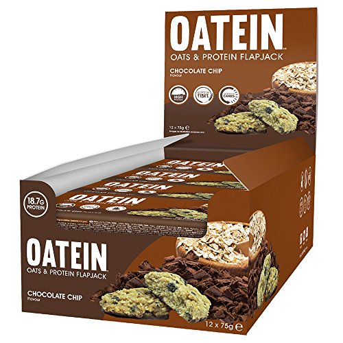 flapjack riegel Corex Fitness Oatein-Chocolate Chip