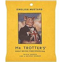 MR TROTTER Gran Chicharrón Británico Mr De Trotter - Inglés 60g De Mostaza