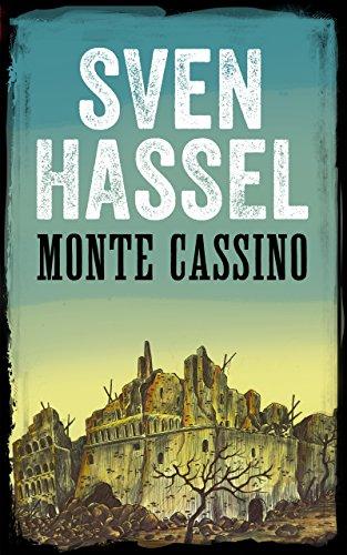 Monte Cassino: Edition Française (Sven Hassel Série Deuxième Guerre Mondiale)