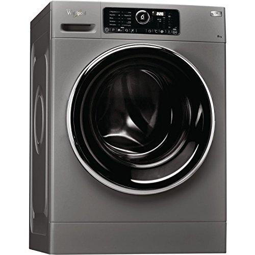 Whirlpool fscr80422s transfert chargement frontal 8 kg 1400tr/min A + +-10% Noir – Machine à laver (transfert, chargement frontal, noir, gauche, 1,2 m, acier inoxydable)