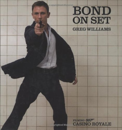 Bond on Set: Filming Casino Royale