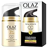 OLAZ Total Effects CC Cream, dunklere Hauttypen, Pumpe