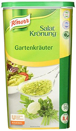 Knorr Salatkrönung Gartenkräuter, 1er Pack (1 x 1 kg) (Französisch-kraut-salat-dressing)