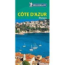 Michelin Le Guide Vert Côte d'Azur, Monaco (MICHELIN Grüne Reiseführer)