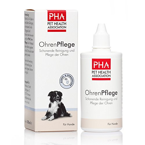 PHA Ohrenpflege für Hunde Tropfen 100 ml