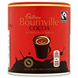 Cadbury Bournville Fairtrade Cocoa 125g