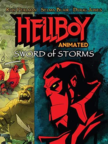 Hellboy Animated - Schwert Der Sturme (Hellboy 3 Film)
