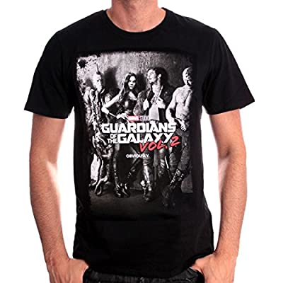 Tshirt EXCLU Gardiens de la Galaxie 2 Marvel - Team Obviously