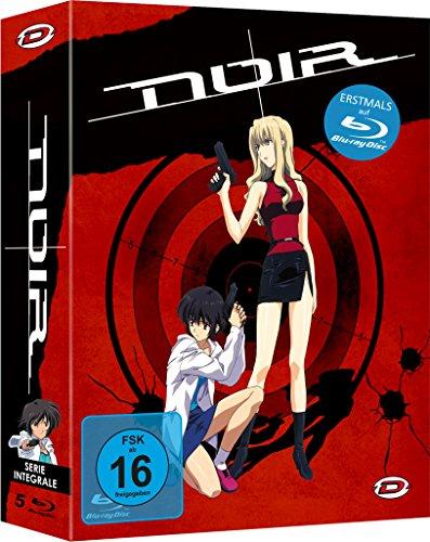 Noir - Gesamtausgabe (5 Discs) [Blu-ray]