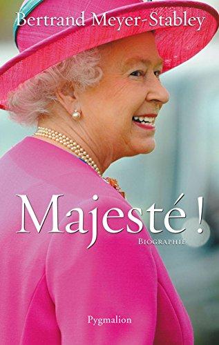 Majesté ! epub pdf
