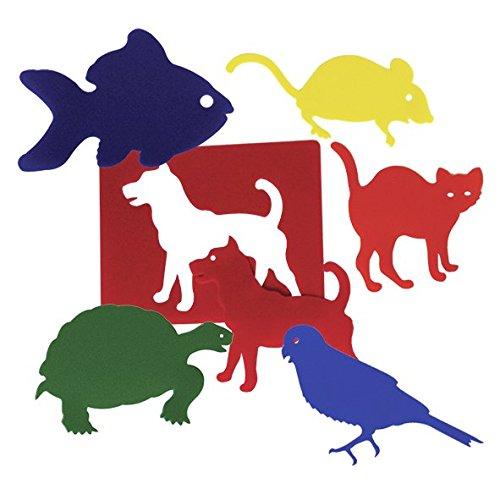 Henbea - Plantillas con Mascotas (865)