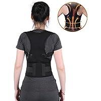 Lendenwirbelsäule Rückenstütze Körperhaltung Korrektor Gürtel, verhindert Slouching Sit Arbeit, unteren und oberen... preisvergleich bei billige-tabletten.eu