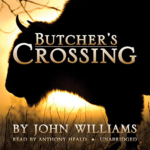 Butcher's Crossing  Audiolibri