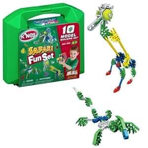 Kiddy'Moov - Jeu de construction - K'Nex - Safari Fun Set