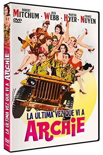 The Last Time I Saw Archie (LA ULTIMA VEZ QUE VI A ARCHIE, Spanien Import, siehe Details für Sprachen)