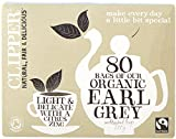 Clipper Fairtrade Organic Earl Grey Tea 80 bags
