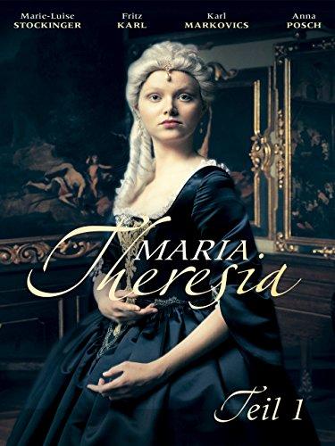 Kostüm Kind Kaiserin - Maria Theresia - Teil 1
