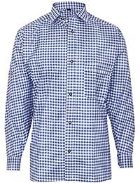 MS-Trachten Herren Trachtenhemd