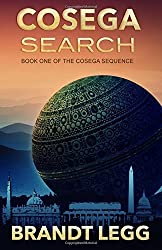 Cosega Search: Volume 1 (The Cosega Sequence) by Brandt Legg (2014-11-14)