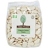 Árbol de la Vida Orgánica Frijoles Mantequilla 500g