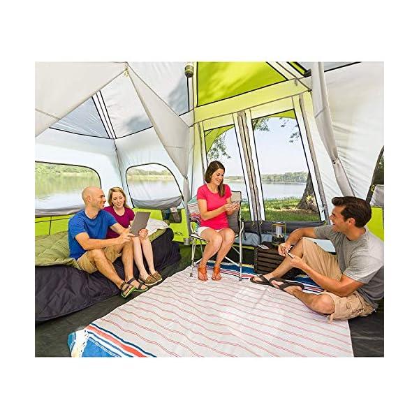 CORE 12 Person Instant Cabin Tent 18