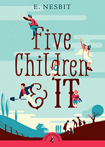 Five Children and It Cover Image