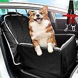 TBoonor TBoonor Hunde Autositz für kleine bis Mittlere Hunde und Haustiere Wasserdicht Hundesitz Auto mit Sicherheits-Leine autositzbezug für Hunde Tragbare Autositze Hund praktischen Hunde sitzbezug