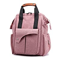 ALWYHH backpack Mummy Maternity Nappy Bag Large Capacity Baby Bag Travel Backpack Nursing Bag For Baby Women Backpack
