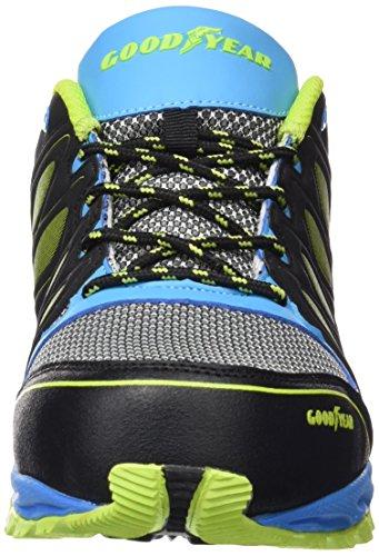 Goodyear Gyshu1503, Chaussures de Sécurité Homme Multicolore - Multicolor (Multi)