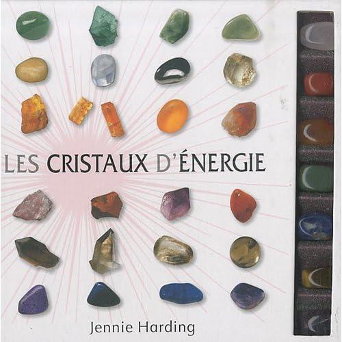 Coffret Les cristaux d'énergie