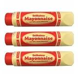 3x Luvat 'Delikatess Mayonnaise', 875 ml