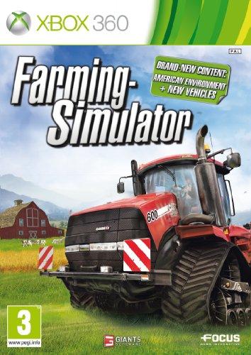 Farming Simulator 2013 (Xbox 360) [UK - Farming Simulator X-box