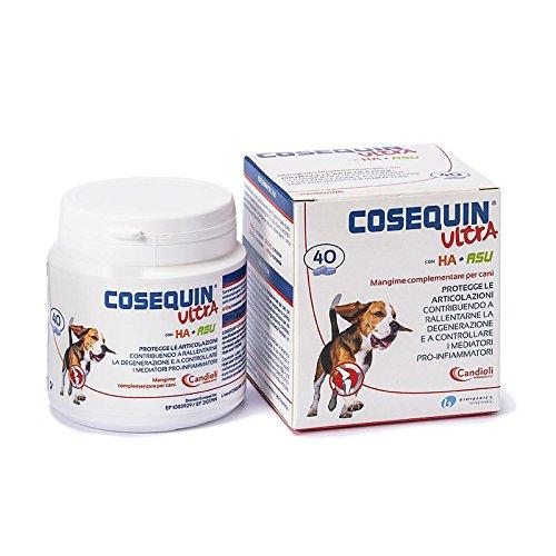 COSEQUIN ULTRA 40 CPR PROTEGGE LE ARTICOLAZIONI