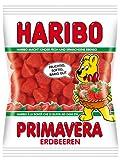 Haribo Primavera Erdbeeren, 8er Pack (8 x 200 g Beutel)