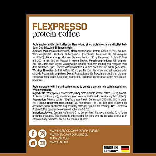 ESN FLEXPRESSO Protein Coffee - 3